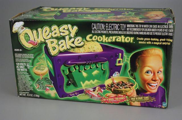 2002 - Queasy-Bake Cookerator